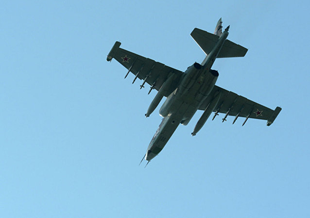 蘇-25UB戰機