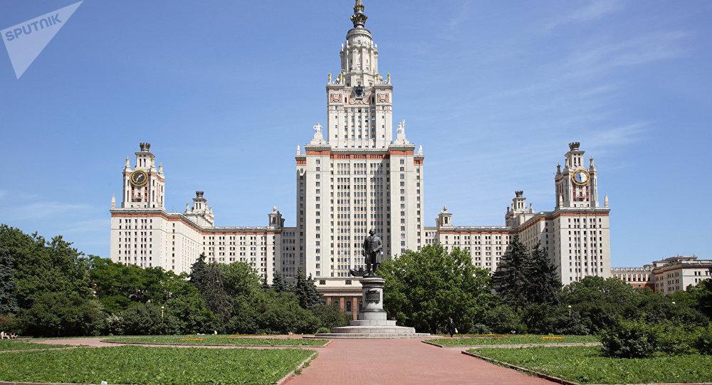 莫斯科大學:中國留學生最多的高校