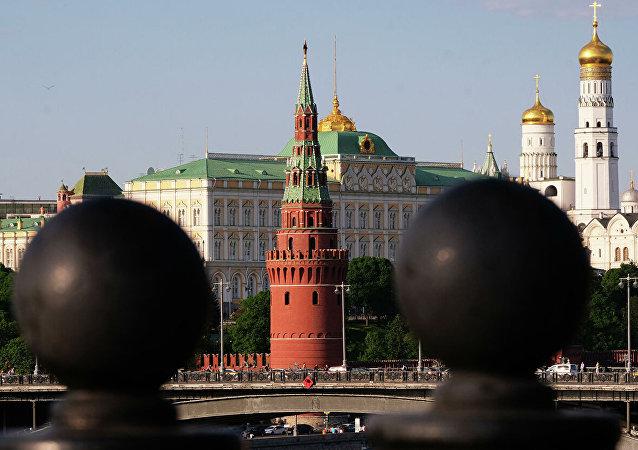 莫斯科將在克里姆林宮下建造博物館