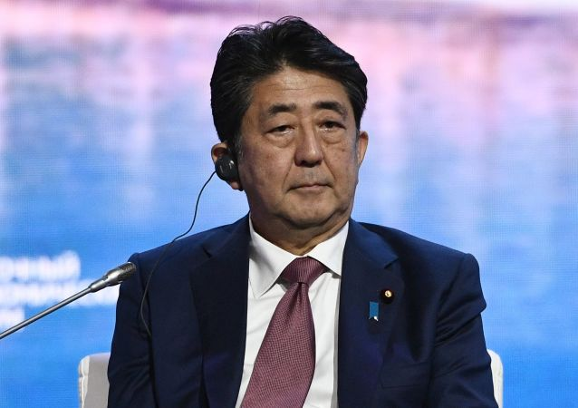 日本首相安倍晉三