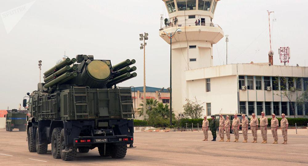 俄駐敘利亞赫梅米姆空軍基地