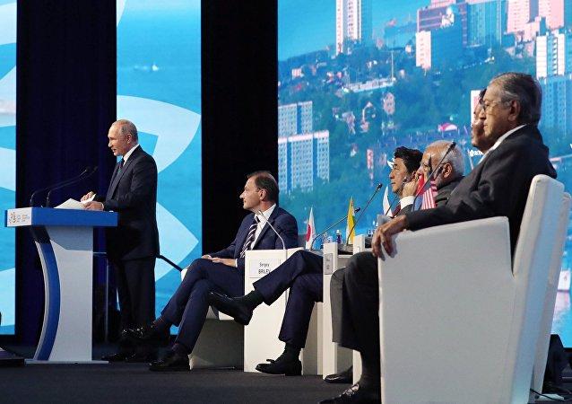 普京:俄願意同G7對話