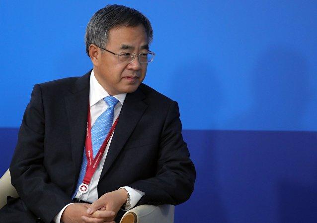 中國國務院副總理胡春華