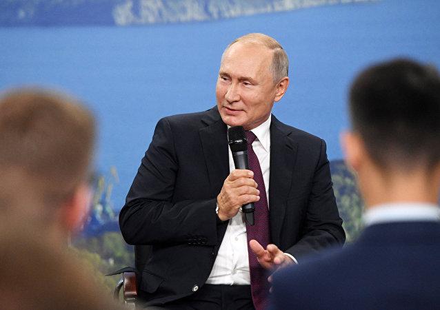 普京將於下周在達沃斯論壇上發言
