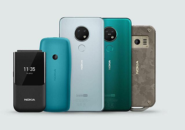 諾基亞發佈傳奇翻蓋手機復刻版