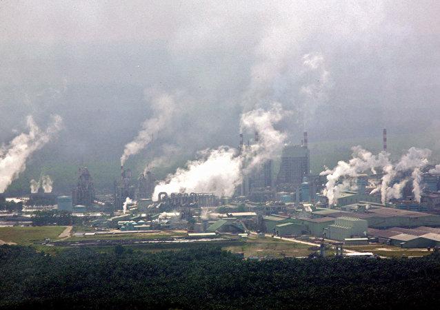 印度尼西亞的工廠