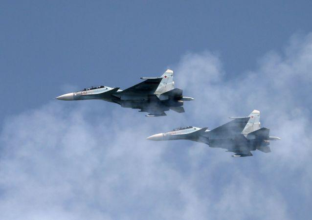 俄戰機近一週五次飛抵邊界攔截外國戰機