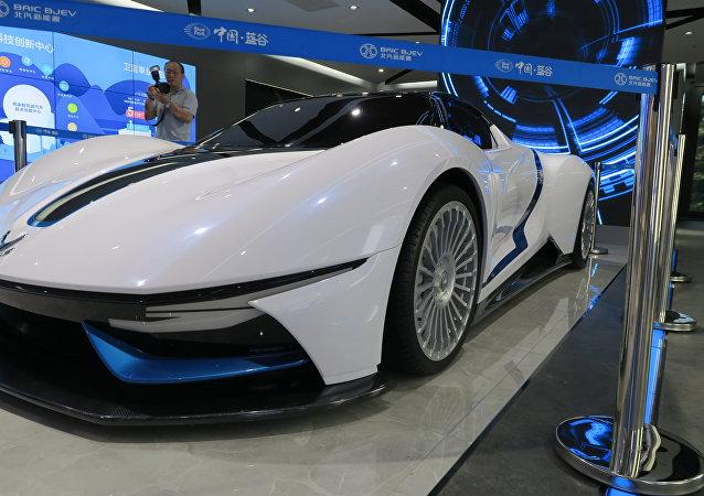 中國將先於歐洲向全電動車過渡