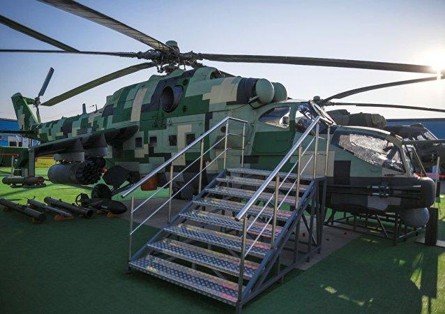 米-24P-1M直升機