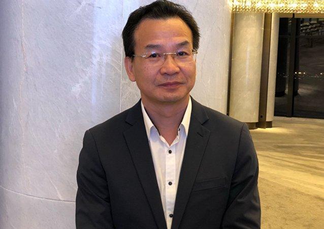 珠海市外事局局長張梅生