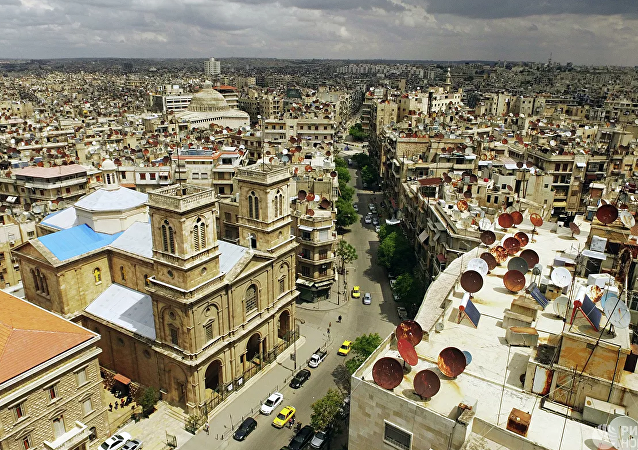 拉夫羅夫宣佈敘利亞戰爭結束