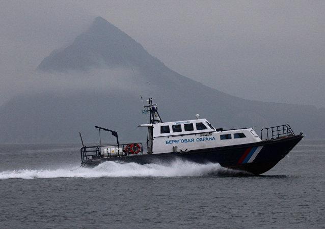 消息人士:俄羅斯邊防人員扣押5艘日本漁船
