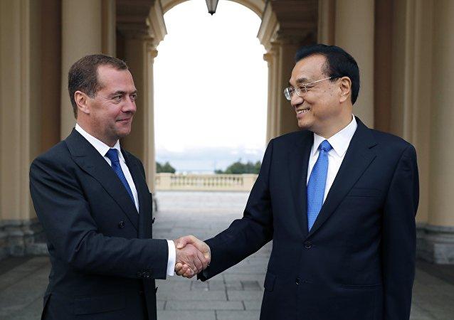 中俄總理此次會晤向國際社會展示兩國夯實新時代關係的積極態度