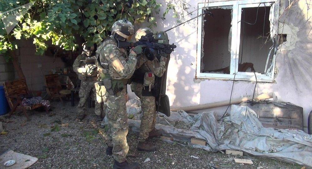 俄國家反恐中心:達吉斯坦拘留一名試圖進行恐怖襲擊的「伊斯蘭國」支持者