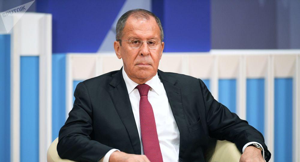 俄外長:美國企圖離間莫斯科與北京的關係