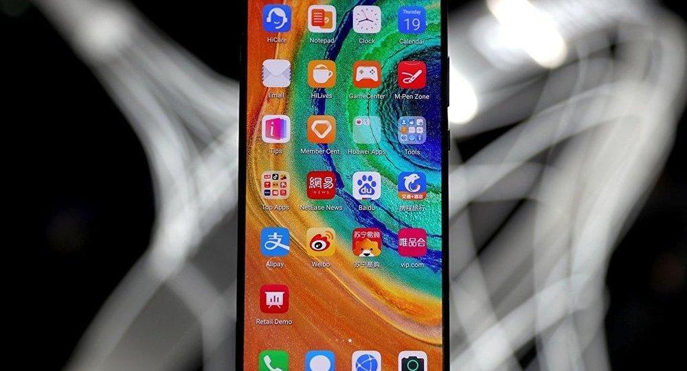 華為首次銷量進入全球首位手機