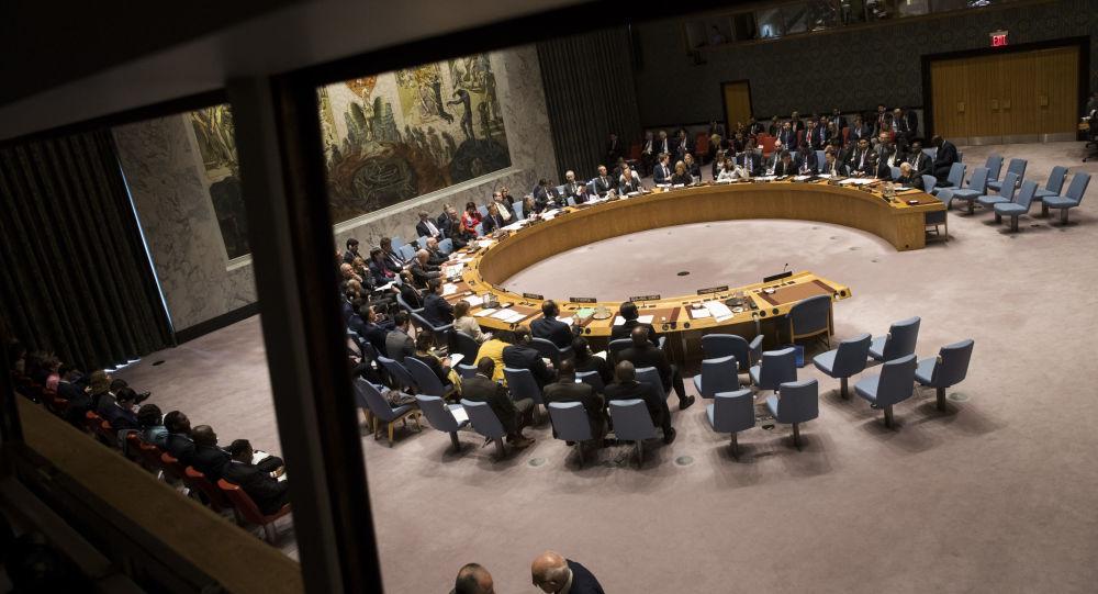 聯合國安理會常任理事國