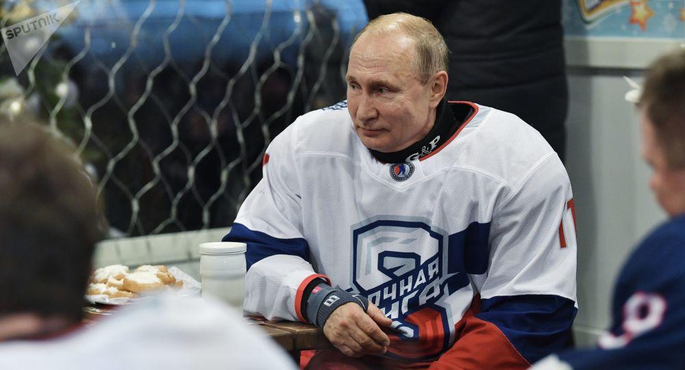 克宮:普京沒有真正的休息日 業餘時間從事體育鍛鍊