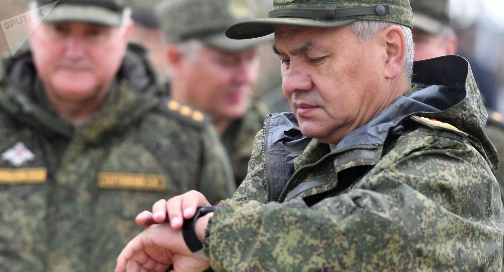 俄防長:俄中2020-2021年軍事合作計劃很快將會得到批准