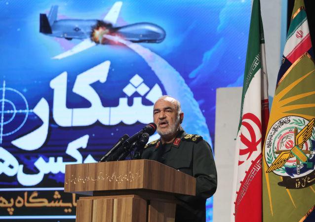 伊朗伊斯蘭革命衛隊司令薩拉米