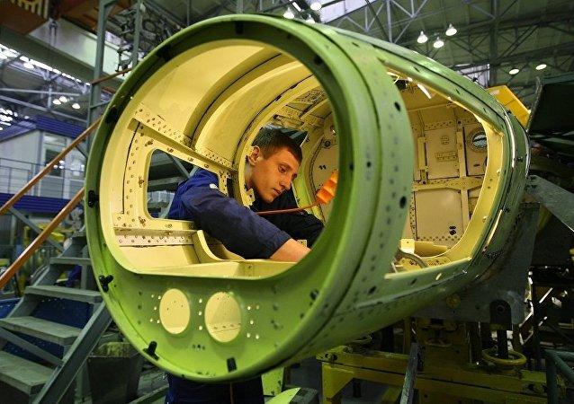 俄國家航空系統科學研究院:俄羅斯正研制第六代戰機