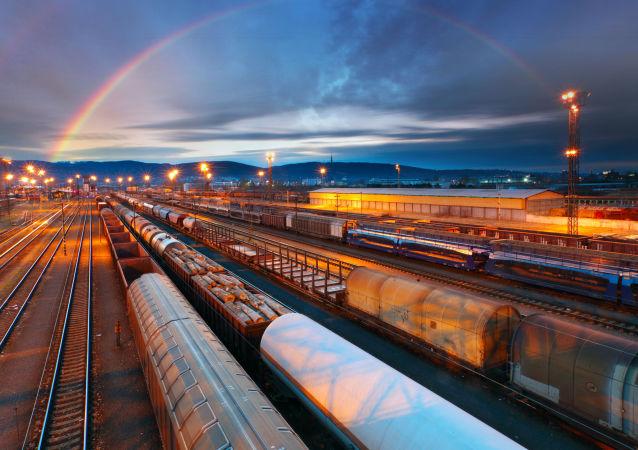芬蘭鐵路部門將迎來經俄羅斯到中國的過境運輸量增加