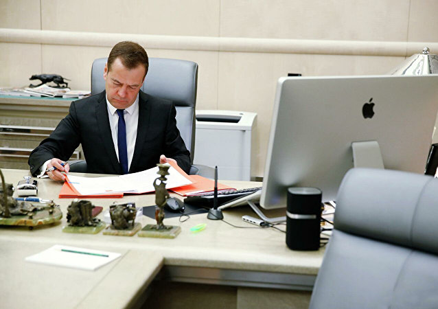 俄總理將於12月5日在直播節目中對政府工作作出總結