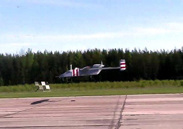 「前哨-R」型無人機