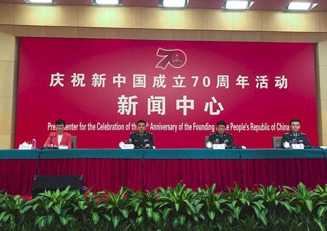 慶祝中華人民共和國成立70週年閱兵總規模約1.5萬人 創歷年新高