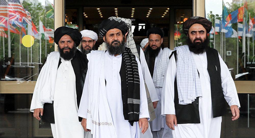塔利班人士