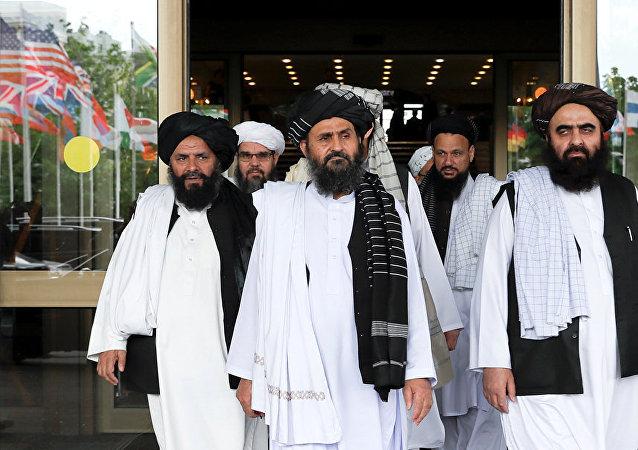 塔利班需要中國發揮調解作用