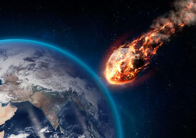 科學家首次在隕石中發現超導物質