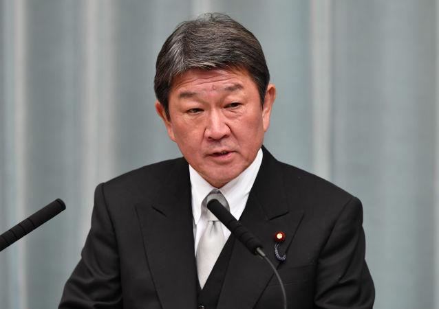 日本對中國做法表示嚴重關切