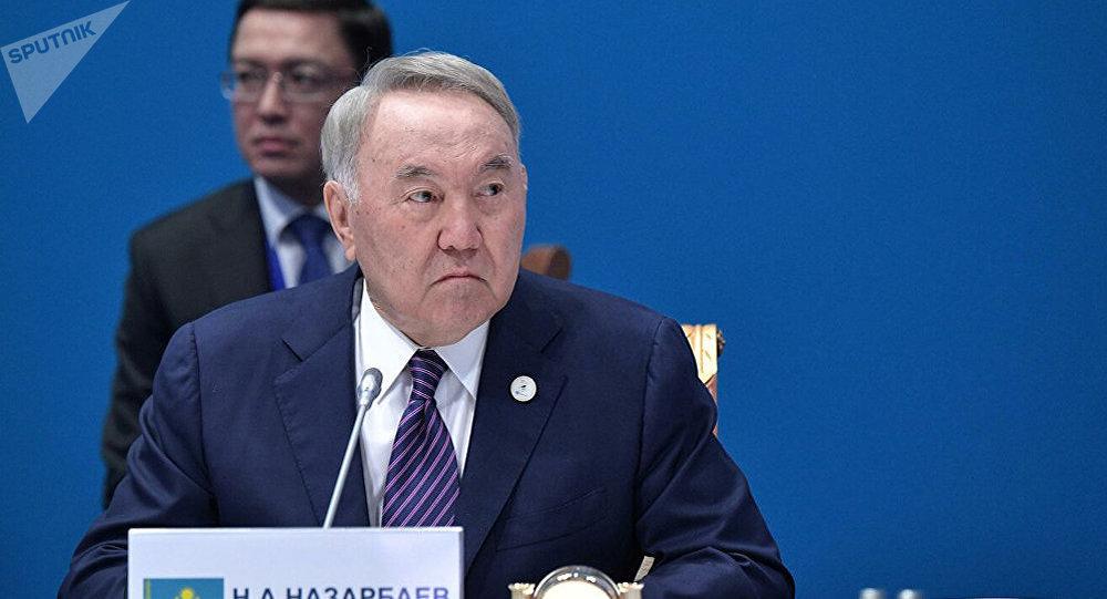 哈薩克斯坦總統新聞秘書通報納扎爾巴耶夫病情