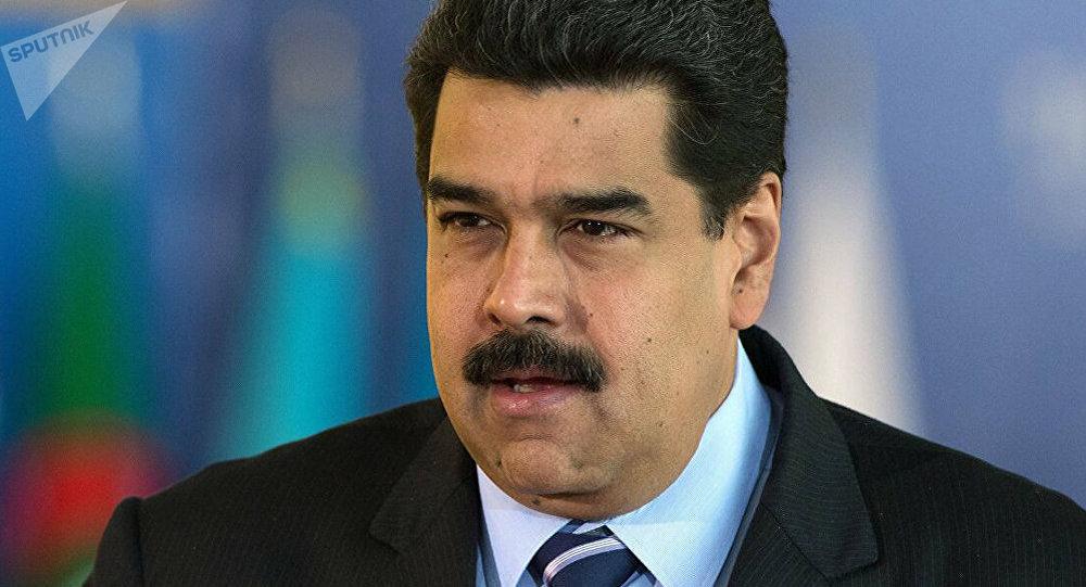 委內瑞拉總統尼古拉斯∙馬杜羅