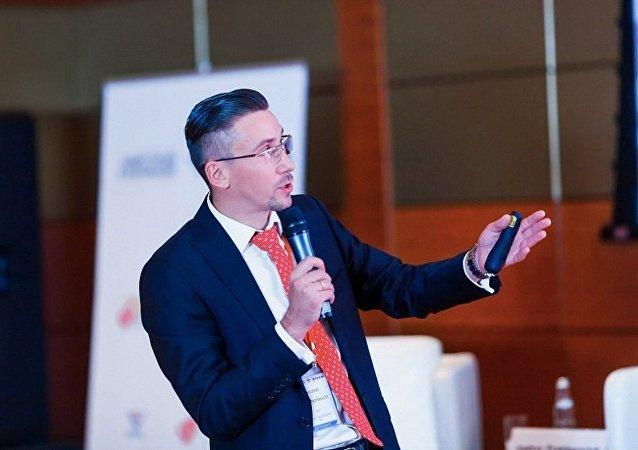 歐亞發展公司總經理安德烈∙普羅霍羅維奇(資料圖片)