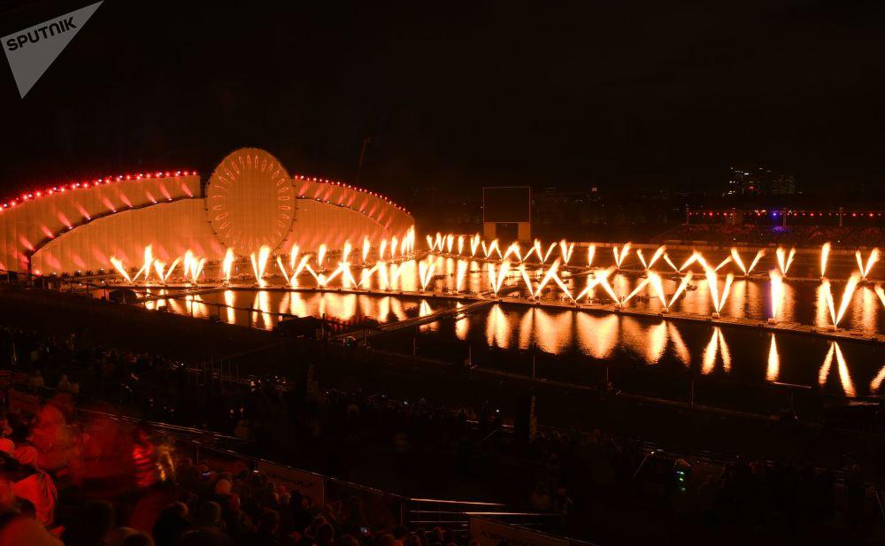 莫斯科「光環」藝術節