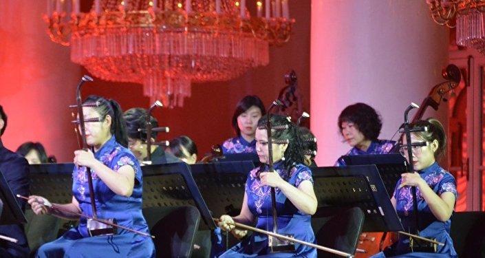 中國吉林省民族錄樂團