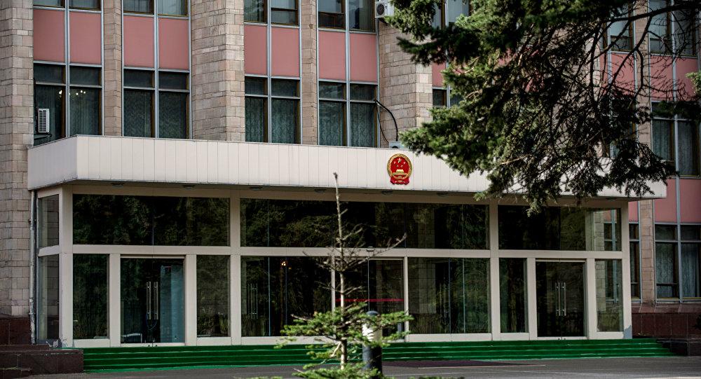 駐莫斯科中國大使館