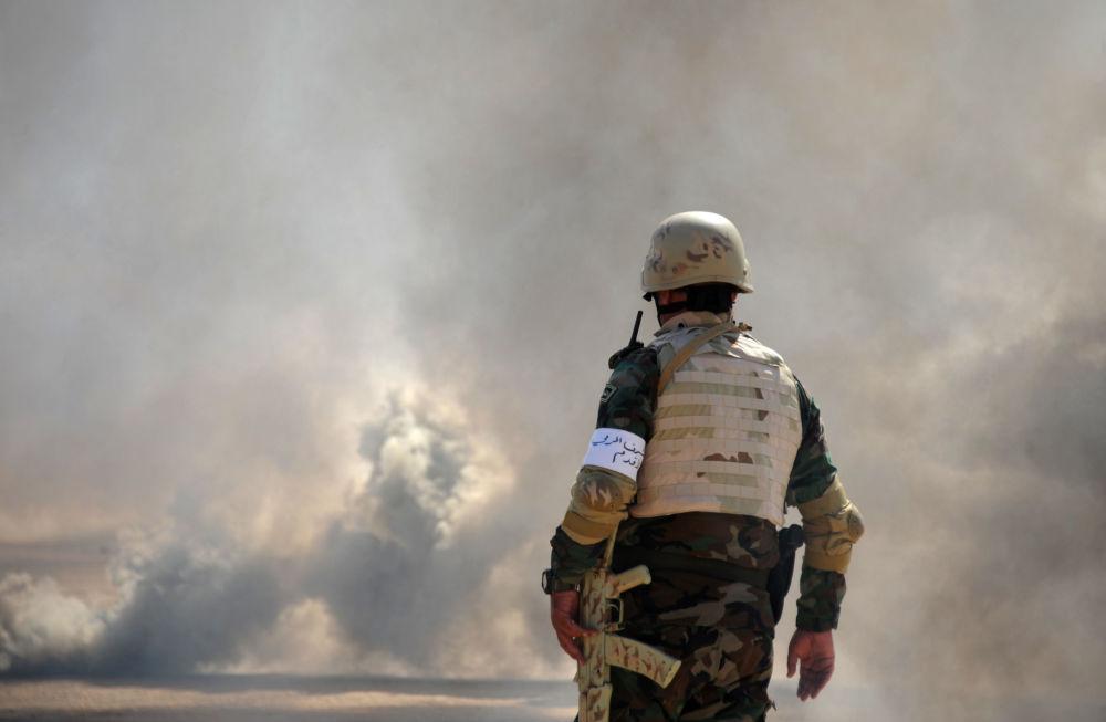 俄羅斯軍人如何培訓敘利亞士兵