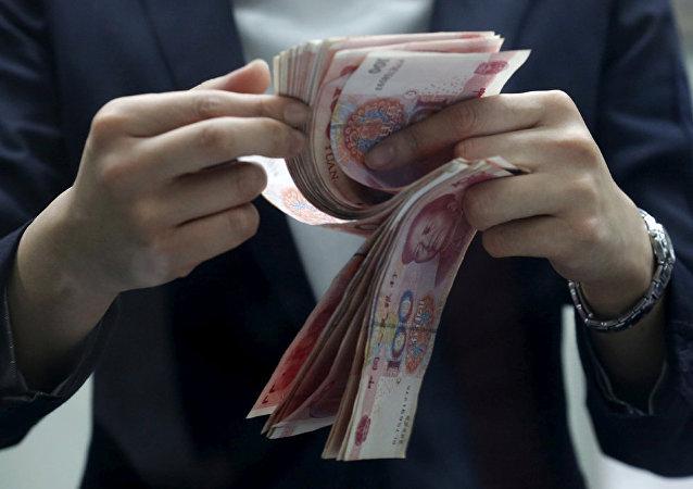 媒體稱一名中國男子誤轉百萬元付飯費自己還不知情