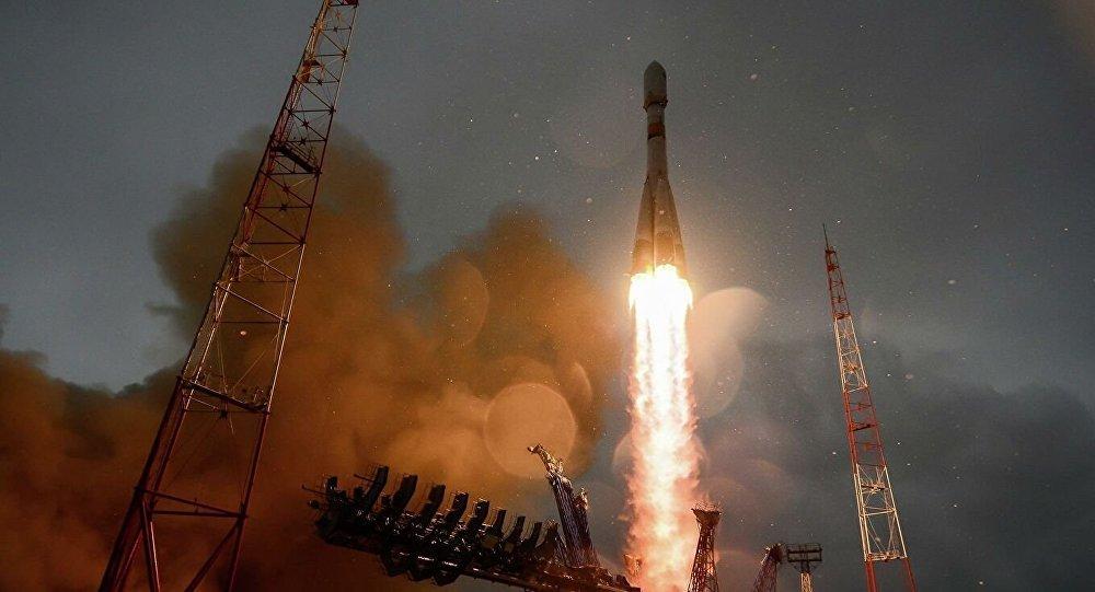 「格洛納斯」導航衛星從普列謝茨克航天發射場升空入軌