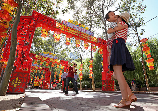 訪澳中國人變少