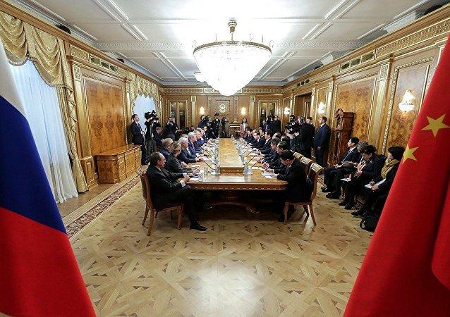 俄國家杜馬主席:期望俄中議會間關係將不斷發展