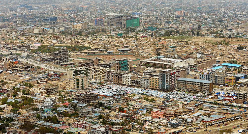 阿富汗首都喀布爾
