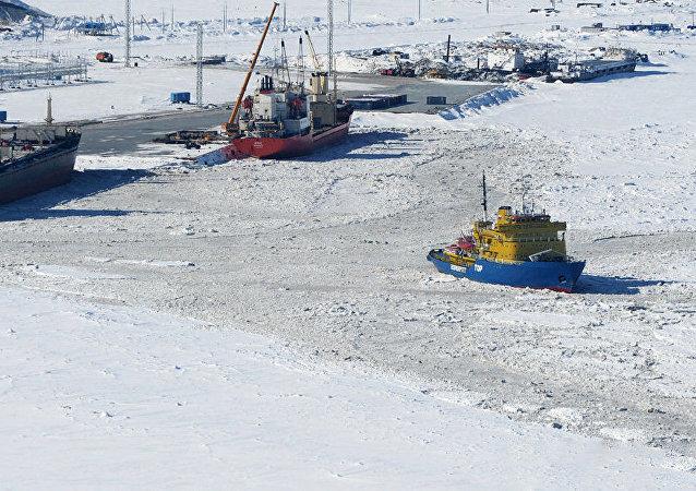 俄國家原子能集團希望2027年開始通過北方海路從亞洲向歐洲轉運貨物