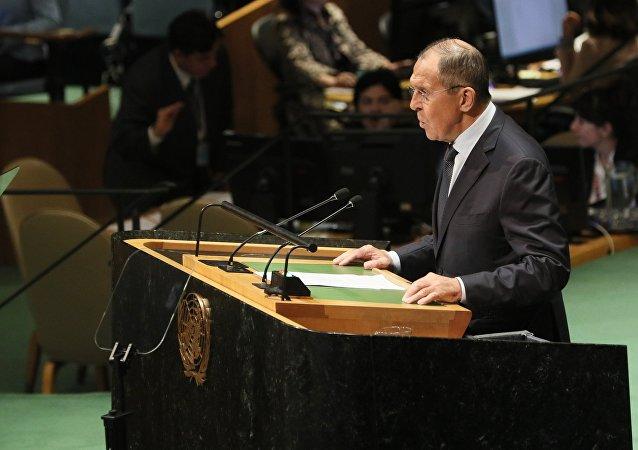 俄外長:美國對俄方有關《新削減戰略武器條約》的提議未作出積極反應