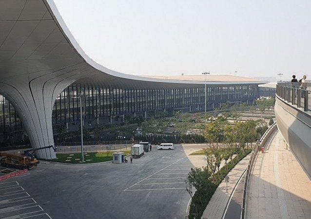 俄羅斯航空公司尚未轉場到北京新機場