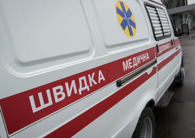 烏克蘭救護車