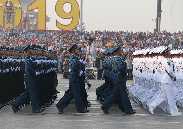 70週年國慶閱兵